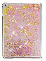 cheap -Case For Apple iPad Air / iPad (2018) / iPad Air 2 Flowing Liquid / Pattern Back Cover Glitter Shine Hard PC / iPad (2017)