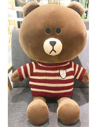 cheap -Rabbit Bear Teddy Bear Stuffed Animal Plush Toy Animals Cute Cotton / Polyester All Perfect Gifts Present for Kids Babies Toddler