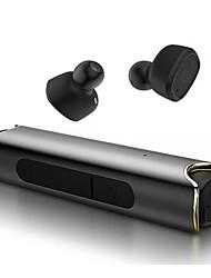 Недорогие -LITBest TWS True Беспроводные наушники Беспроводное Bluetooth 4.2 Мини Стерео С микрофоном С регулятором громкости удобный Мобильный телефон