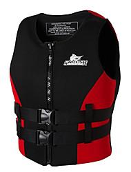 cheap -Life Jacket Sailing Professional Flexible Nylon SBR EPE Foam Surfing Boating Rafting Life Jacket for Adults