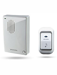 cheap -Wireless One to One Doorbell Music / Ding dong Non-visual doorbell