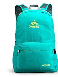 cheap -AONIJIE 20 L Hiking Backpack Lightweight Packable Backpack Lightweight Breathable Rain Waterproof Ultra Light (UL) Outdoor Hiking Camping Team Sports Nylon Green Blue Forest Green / Compact