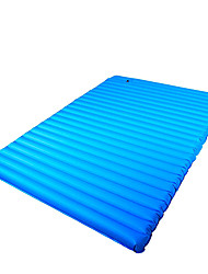 cheap -Sleeping Pad Inflatable Sleeping Pad Camping Pad Outdoor Waterproof Moistureproof Ultra Light (UL) Rectangular Outdoor Exercise Beach Camping Spring, Fall, Winter, Summer Blue / Double Size