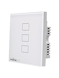 cheap -Smart Socket Easy to Use 1pc Special Material Plug-in APP / iOS7.0 / Android 4.0 and above