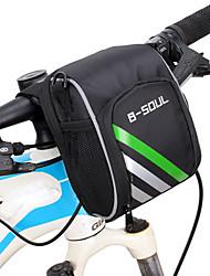 cheap -B-SOUL 1.2 L Bike Handlebar Bag Portable Wearable Durable Bike Bag Nylon Bicycle Bag Cycle Bag Cycling Outdoor Exercise Bike / Bicycle