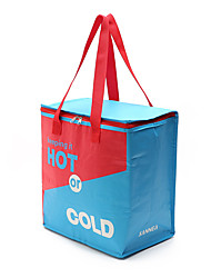 cheap -Camping Cooler 26.5 L Camping Cooler Lightweight Rain Waterproof Wearable Cloth for Outdoor Hiking Camping Blue