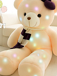cheap -Talking Stuffed Animals Plush Toy Plush Dolls Teddy Bear LED Lighting Cute Singing PP Plush Imaginative Play, Stocking, Great Birthday Gifts Party Favor Supplies Boys and Girls Kids Teenager