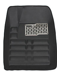 cheap -Universal Auto Mat Car Floor Mat Front And Rear Liner Waterproof All Weather
