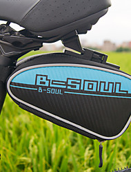 cheap -B-SOUL 2 L Bike Saddle Bag Portable Wearable Durable Bike Bag Oxford Cloth Bicycle Bag Cycle Bag Cycling Outdoor Exercise Bike / Bicycle