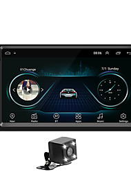 cheap -SWM A5+4LED camera 7 inch 2 DIN Android 8.1 Car Multimedia Player / Car MP5 Player / Car MP4 Player Touch Screen / GPS / Built-in Bluetooth for universal RCA / Other Support MPEG / RMVB / AMV MP3