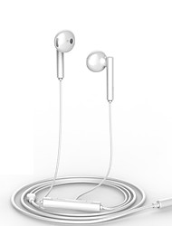 cheap -Huawei AM115 Wired In-ear Earphone Wired with Microphone with Volume Control Mobile Phone