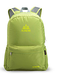 cheap -AONIJIE 25 L Hiking Backpack Multifunctional Waterproof Lightweight Breathable Outdoor Camping Travel Fitness Polyester Blue Forest Green Violet / Wear Resistance