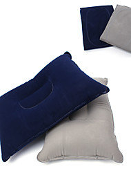 cheap -Camping Travel Pillow Camping Pillow Outdoor Camping Portable Warm Inflatable PVC / Vinyl 35*24*10 cm for Fishing Camping / Hiking / Caving Traveling Autumn / Fall Spring Summer Grey Dark Navy