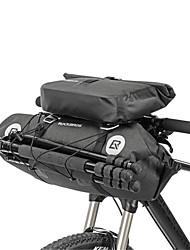 cheap -ROCKBROS Bike Handlebar Bag Multifunctional Large Capacity Waterproof Bike Bag TPU Nylon Bicycle Bag Cycle Bag Cycling Road Bike Mountain Bike MTB BMX / Rainproof / Reflective Logo