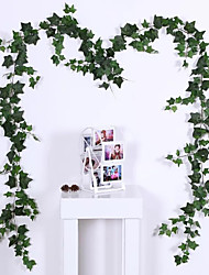 cheap -Artificial Plants Plastic Traditional / Classic Vine Wall Flower Vine 1