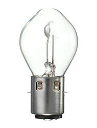 Недорогие -1 шт. BA20D Мотоцикл Лампы 35 W 1 Налобный фонарь Назначение Все года