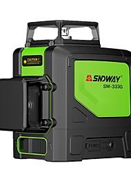 Недорогие -Factory OEM SW-333G 20M Лазерный дальномер Водонепроницаемый / Защита от пыли / Высокое качество для интеллектуального измерения дома / для инженерных измерений / для строительства