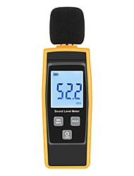 cheap -RZ Digital sound level meter DB Meters noise tester in decibels LCD screen RZ1359