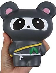 Недорогие -Резиновые игрушки Панда Декомпрессионные игрушки Поли уретан для Все