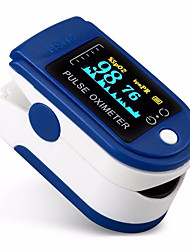 cheap -K-301 Portable Fingertip Pulse Oximeter for Home
