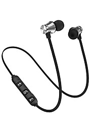 cheap -LITBest X11 Neckband Headphone Wireless Bluetooth 4.2 with Microphone with Volume Control Sport Fitness