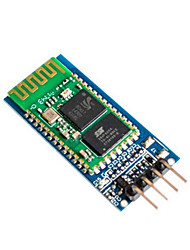 cheap -HC-06 slave Bluetooth module wireless serial communication HC-06 with backplane HC-06 Bluetooth module
