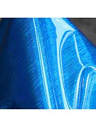 Недорогие -мех-кожа Будущее-Волшебный цвет ЗАЩИТА ОТ ВЛАГИ 130 cm ширина ткань для Одежда и мода продано посредством метр