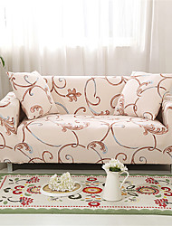 cheap -Sofa Cover Plants / Romantic Yarn Dyed Polyester / Cotton Blend Slipcovers