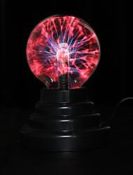 abordables -tige usb plasma boule sphère lumière foudre lumière de cristal lampe globe ordinateur portable décor nouveautés jouets