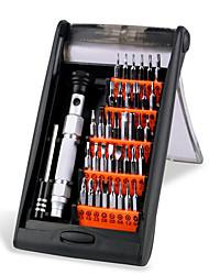 cheap -JAKEMY Portable Tools 38 in 1 Tool Set Home repair Apple Samsung repair for computer repair