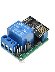 cheap -Cross-array M1 IoT switch voice control jog self-locking secondary development DIY smart home wireless module