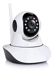 Недорогие -2-мегапиксельная IP-камера PTZ Крытый обнаружения движения день / ночь встроенный динамик поддержка 64 ГБ