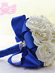 cheap -Wedding Flowers Bouquets Wedding Party Foam 11-20 cm