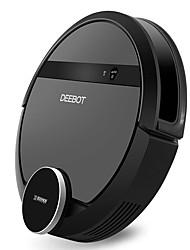 abordables -Ecovacs Aspirateurs Robotiques Nettoyeur DE53 Rechargement automatique Télécommandé Wi-Fi Lavage Automatique Spot Cleaning