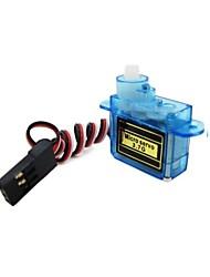 Недорогие -моторы& пластиковые детали& Металл DC работает Arduino
