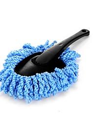 Недорогие -универсальный многофункциональный автомобиль тряпка для очистки грязь пыль чистая щетка пыления инструмент воск щетка для очистки