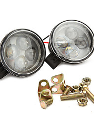 cheap -2pcs Wire Connection Car Light Bulbs 20 W LED Fog Lights For universal / Volkswagen / Toyota All years