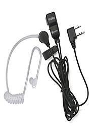 cheap -Earphone / Headset (Earphone + Microphone) Walkie Talkie Accessoires 0.3 W Handheld for Factory OEM AVPH3