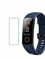 cheap -Screen Protector For Fitbit Blaze PET High Definition (HD) / Ultra Thin 1 pc
