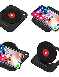 cheap -Bakeey 10W 7.5W 5W Foldable Wireless Car Charger Charging Pad For iPhone XS MAX XR 8 Note 9 Xiaomi Mix 3
