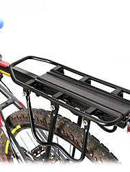 cheap -Bike Cargo Rack Max Load 50 kg Adjustable Reflective Logo Quick Release Coating Aluminium Alloy Road Bike Mountain Bike MTB Cycling / Bike - Black / Shock Absorbing / Ergonomic