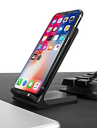 cheap -3 Large Coil Wireless Car Charger Vertical Stand Fast Charge Notebook 8 S8 iPhone 8 X Plus