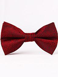 cheap -Men's Party / Work / Basic Bow Tie - Print / Jacquard