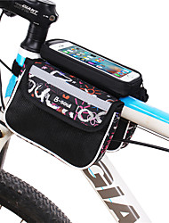 cheap -B-SOUL Cell Phone Bag 5.5 inch Portable Cycling for Cycling iPhone X iPhone XR Blue Black Mountain Bike / MTB Everyday Use Recreational Cycling / iPhone XS / iPhone XS Max