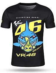 cheap -46 Moto GP Team Men's Racing Wear Riding Off-Road Jersey T-shirt