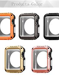 cheap -Case For Apple Apple Watch Series 4/3/2/1 Plastic Apple