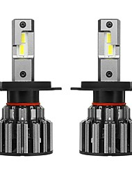 cheap -2pcs H7 / H4 / H11 Car Light Bulbs 35 W 2 LED Headlamps For universal / Toyota / Benz All Models All years