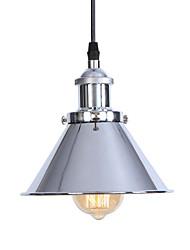 cheap -1-Light JSGYlights 18 cm Mini Style Pendant Light Metal Mini Electroplated Rustic / Lodge / Retro Vintage 110-120V / 220-240V