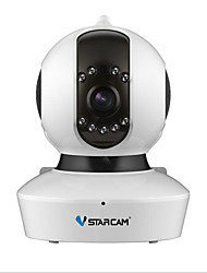 cheap -C23S 2 mp IP Camera Indoor Support 128 GB / PTZ / CMOS / Wireless / Motion Detection / Remote Access