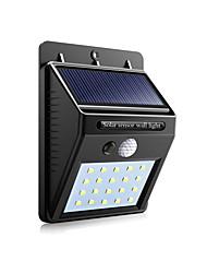 Недорогие -новинка кнопочный выключатель света с датчиком движения pir детектор солнечного света автоматические садовые лестницы дворовый выключатель